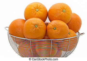Delicious Florida oranges