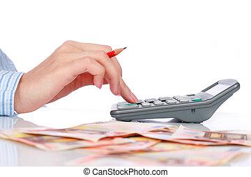 Bookkeeper.