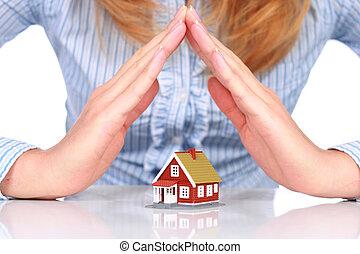 Real estate. - Real estate concept.