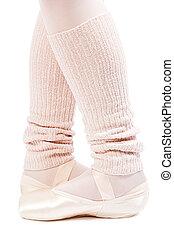 legs in ballet shoes 3