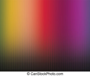 aurora abstract background in yellow, magenta and deep purple