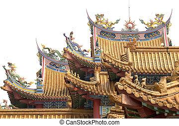 Lee Thean Hou Temple, located in Kuala Lumpur, Malaysia