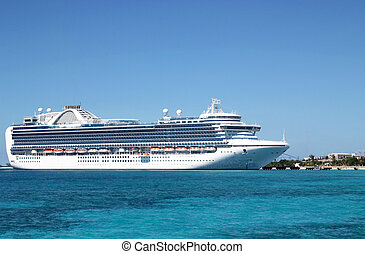 Tropical Cruise Vacation