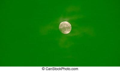 Moon Chroma Key FX