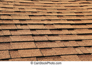 roof shingle background