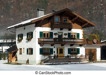 Alpine Chalet - A quaint alpine chalet, Austria
