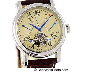Mechanical men?s wrist watch