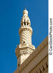 Mosque Minaret, Dubai