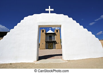 Church in Taos
