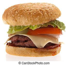 completo, hambúrguer