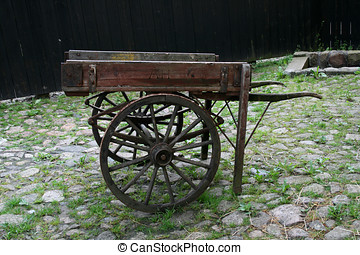 Pushcart - The Old Town, National Open Air Museum of Urban...