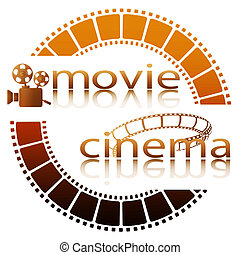 Movie cinema