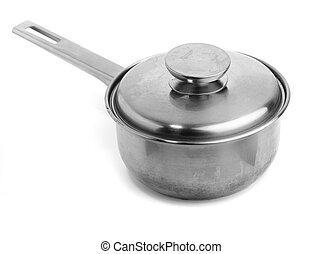 saucepan metal