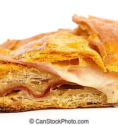pastry ham cheese