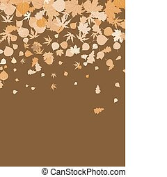 Happy thanksgiving day template background EPS 8 vector file...