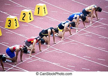 Women's 100m Hurdles