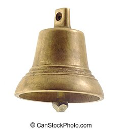Bell - Copper bell as a symbol of sound