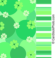 Clovers and stripes