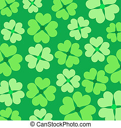 Clovers pattern