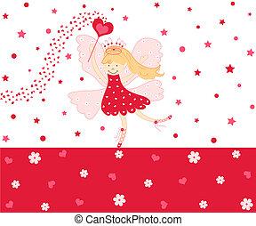 Hearts fairy