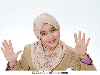 kid muslim