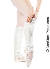 legs in ballet shoes 5