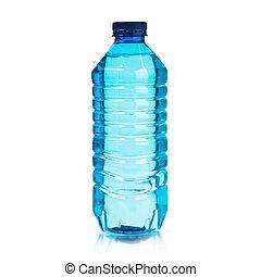 water bottle white background