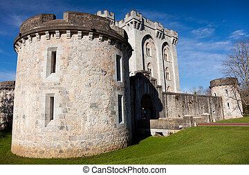 Castle of Arteaga, Bizkaia, Spain