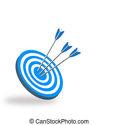 Target - Arrow, target, sport, contest, archery , aim, bow
