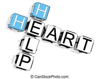 Heart Help Crossword