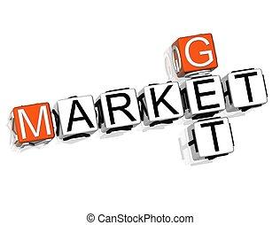 Get Market Crossword