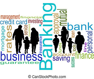 Family and business - Bank business for young families and...