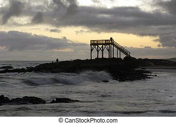 Galapagos Sunset / Sunrise