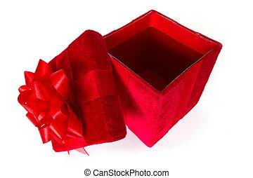 gift box - opened gift box
