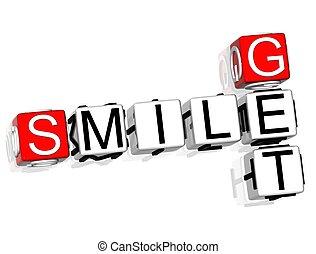 Get Smile Crossword