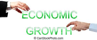 Economic growth words