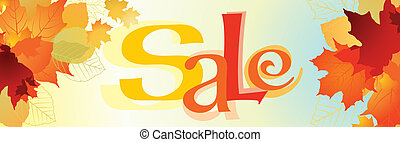 """Sale"" word for sales promotion."