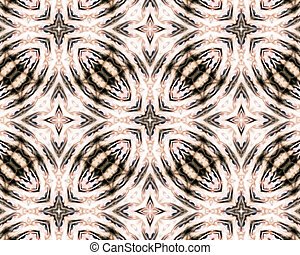 Million Prying Eyes Motif Background - From the Million...