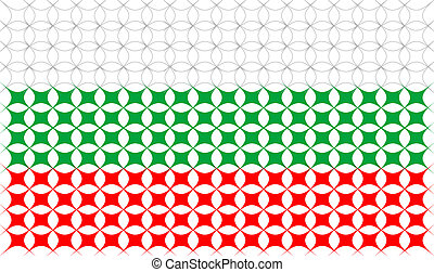 Bulgaria Flag Icon sign