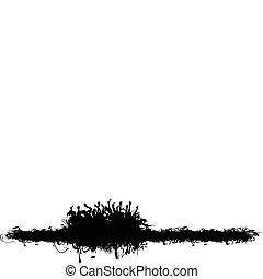ink splash banner