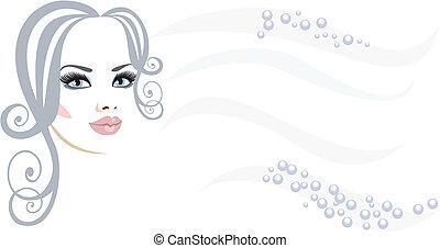 spa woman