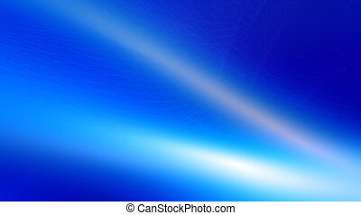 Blue Light Moving abstract background animation