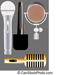 Microphone version. - The device for sound intensity...