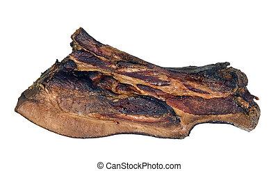 Tasty steak of meat