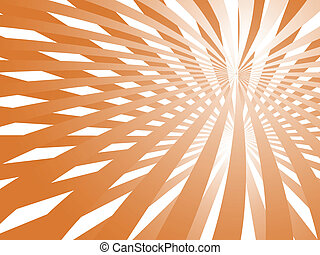 rays wave background