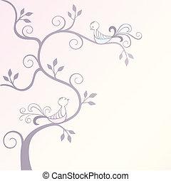 szeret, madarak