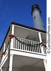 Pensacola Lighthouse - Pensacola Lighthouse - Pensacola,...