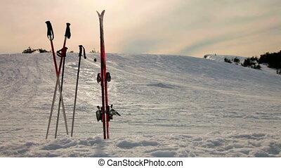 ski tour, Ai-Petri, Crimea