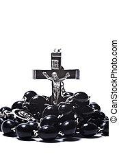 カトリック教, ロザリオ, 十字架像, 隔離された