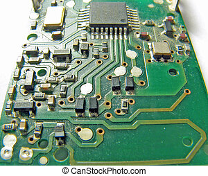 motherboard technology with integrated circuit chips and...